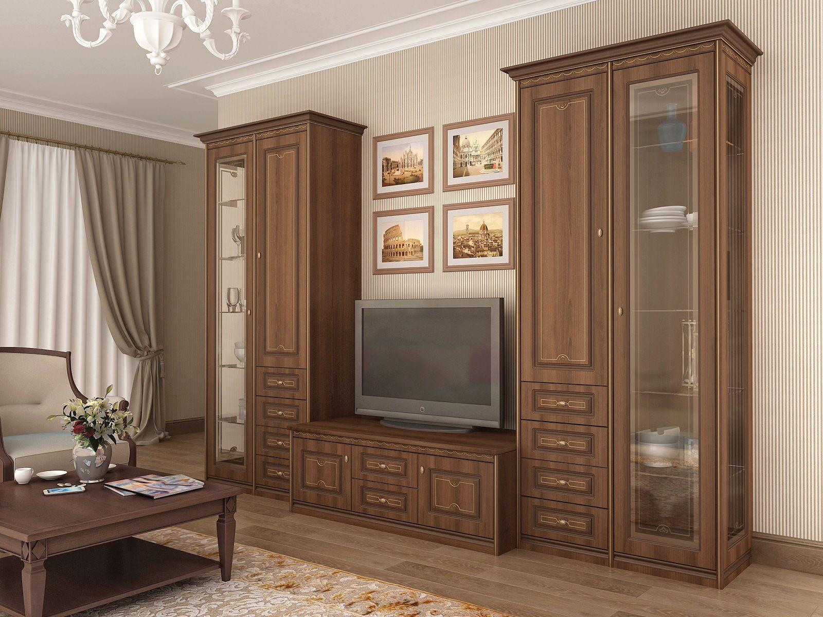 Мебель России Гостиные Москва